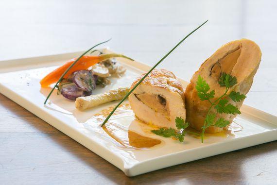 Volaille - poulet jaune des Landes - pintade - caille - - Mimizan - Qualité Landes