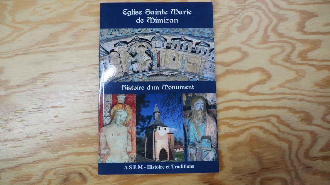 livre musée prieuré Mimizan