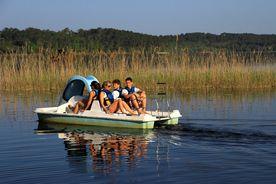 Lac - Etang - Mimizan - activités nautiques