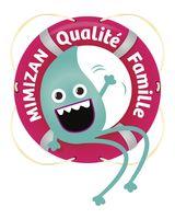 Logo Mimizan Qualité Famille