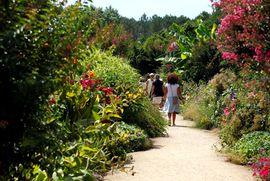 La Promenade Fleurie à Mimizan