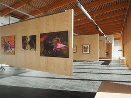 Exposition salle Maurice Martin - Mimizan Plage Landes