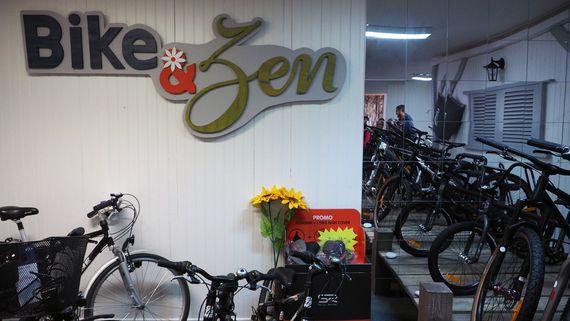 location de vélo sur Mimizan pour aller sur les pistes cyclables les voies vertes et la vélodyssée