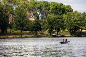 Lac - Etang - Mimizan - activités nautiques - eau - sport - nature - canoë - kayak - pêche