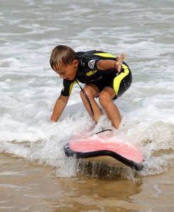 Le surf à Mimizan dans les Landes pour les petits et les grands