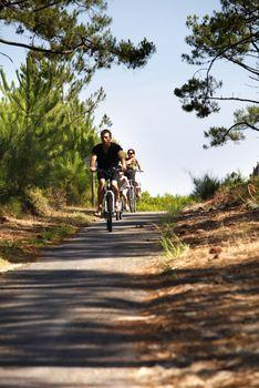 Randonnées en vélo à Mimizan