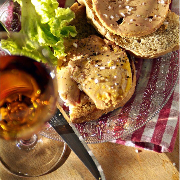 Foie gras confit magret gastronomie bien manger à Mimizan