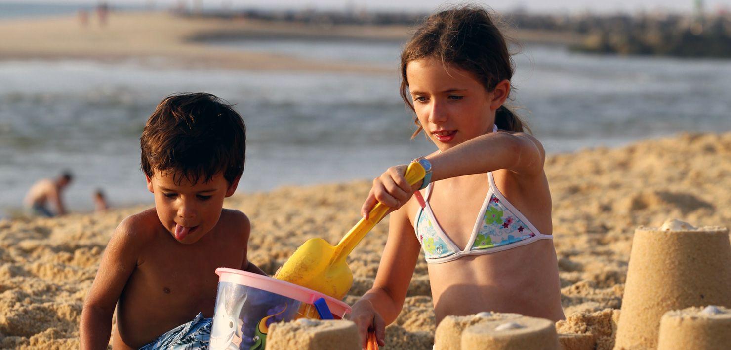 Vacances en famille à Mimizan Plage - la mascotte Mimiz'Ô - qualité famille