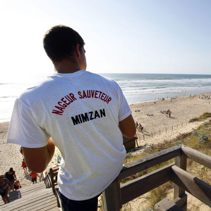 sécurité et surveillance des plages de Mimizan - chiens sur la plage - horaires de marée