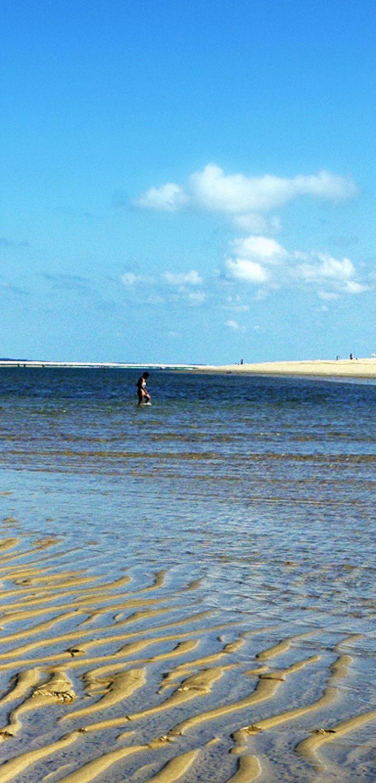 webcam sur la plage de Mimizan