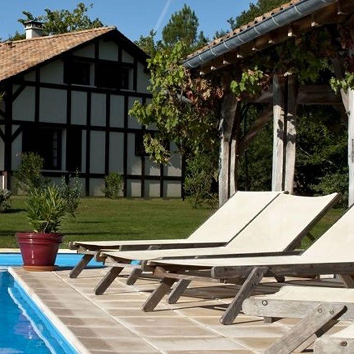 Locations de vacances meublés, appartements et maisons à louer à Mimizan dans les Landes