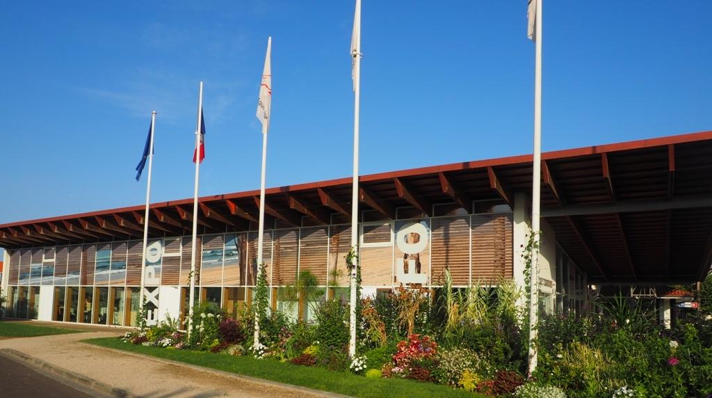 Salle exposition Maurice Martin - Office de Tourisme Mimizan Landes