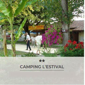 camping l'estival Mimizan