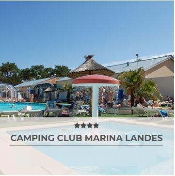 Camping Marina Landes Mimizan
