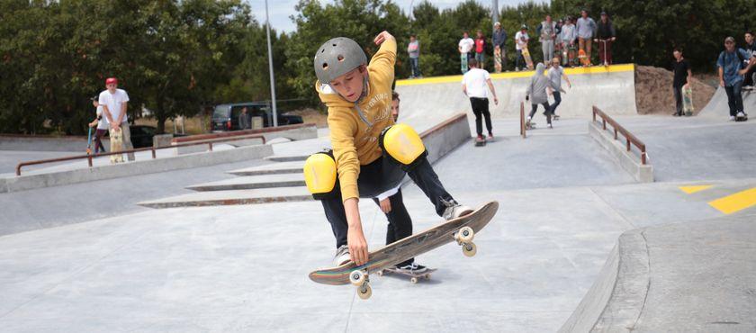 Skate Park à MIMIZAN PLAGE (40)