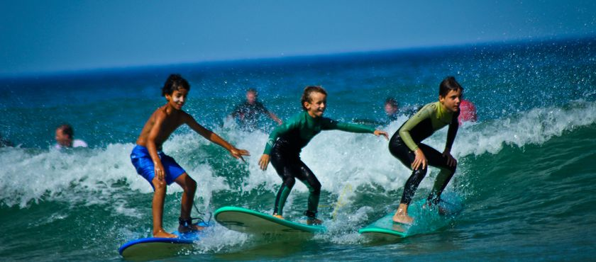 Ecole de surf Silver Coast à MIMIZAN PLAGE (40)