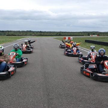 KART LANDES  en ESCOURCE