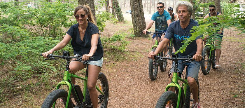 Location de vélos - Cyclo Land à MIMIZAN PLAGE (40)