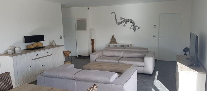 Location Maison 8 personnes Dhaeyer et  Paturange à SAINT-PAUL-EN-BORN