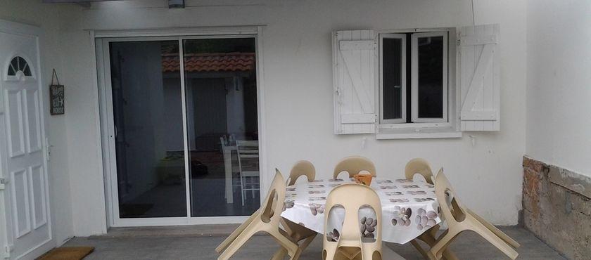 Location Maison 5 personnes Crespo Marynette - Le Sud à MIMIZAN PLAGE