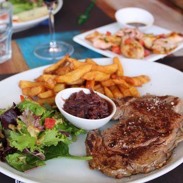 Restaurant Le Surf Café  à MIMIZAN PLAGE