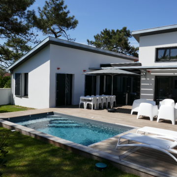 Renting Le Clos Marin House persons 10 in MIMIZAN PLAGE