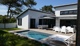 Renting House 10 persons Le Clos Marin in MIMIZAN PLAGE