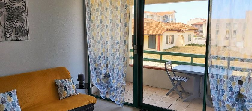 Location Appartement 4 personnes Coronas William - Cap Océan à MIMIZAN PLAGE