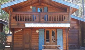 Renting Chalet 6 persons SCI Océan et spa - EDEN LODGE in BIAS