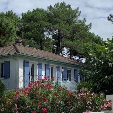 Vermietung Capes Marie-Pierre Haus Leute 12 in MIMIZAN PLAGE