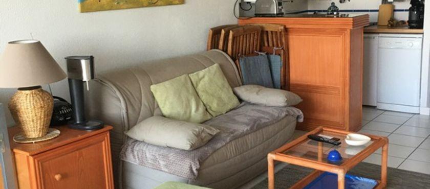 Alquiler Apartamento 4 personas Izard Daniel en MIMIZAN PLAGE