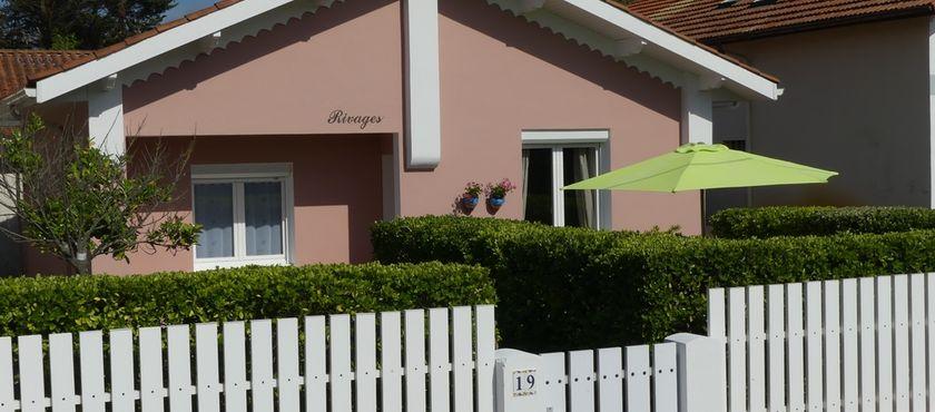 Location Maison 4 personnes Leroux René et Véronique à MIMIZAN PLAGE