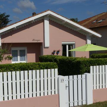 Vermietung Leroux René et Véronique Haus Leute 4 in MIMIZAN PLAGE