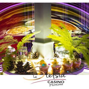Restaurant Les Palmiers - Stelsia Casino  bis MIMIZAN PLAGE