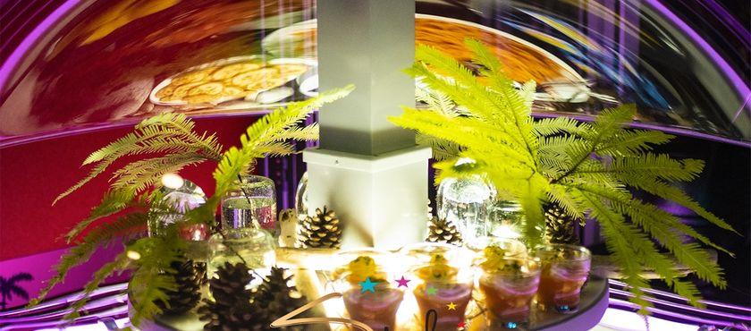 Restaurant Les Palmiers - Stelsia Casino  à MIMIZAN PLAGE (40)