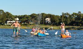 Base de Loisirs -Catamarans, kayak et paddle à MIMIZAN PLAGE (40)