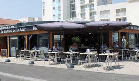 Restaurant le Bistrot de la Mer  à MIMIZAN PLAGE (40)