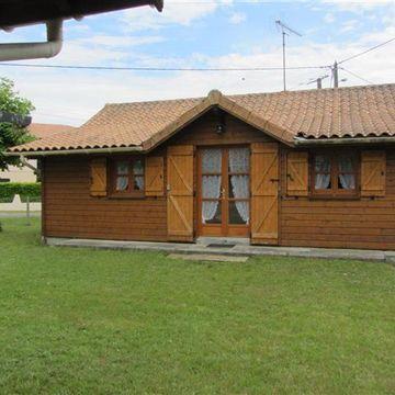 Location Goudroye Simone - Maison Chalet#Maison personnes 5 à AUREILHAN