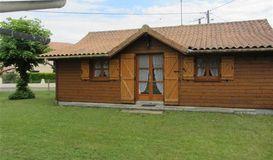 Location Chalet#Maison 5 personnes Goudroye Simone - Maison à AUREILHAN