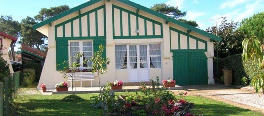 Location Maison 5 personnes Laurent Gilbert à MIMIZAN PLAGE