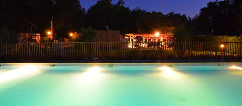 Camping La Clairière 3 étoiles à SAINT-PAUL-EN-BORN