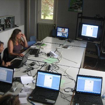 Centre Multimédia Athéna  à MIMIZAN