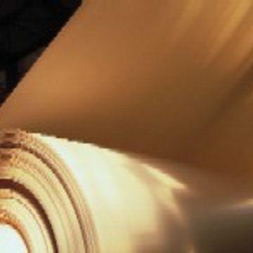 La fabrication du papier Kraft naturel frictionné à MIMIZAN