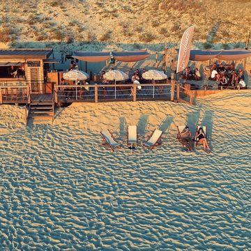 Cabane de plage- LA CABANE  à MIMIZAN PLAGE