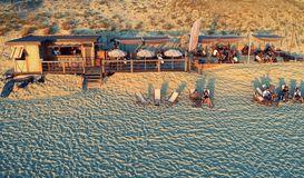 Cabane de plage- LA CABANE  à MIMIZAN PLAGE (40)