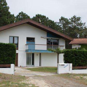 Location Aztiria Patrick et Angélique Maison personnes 10 à MIMIZAN PLAGE