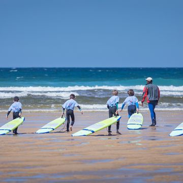 Ecole de surf Mimizan Surf Academy  in MIMIZAN PLAGE