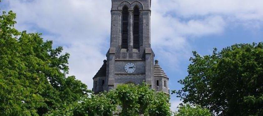 Eglise Notre Dame de l'Assomption de Mimizan à MIMIZAN (40)