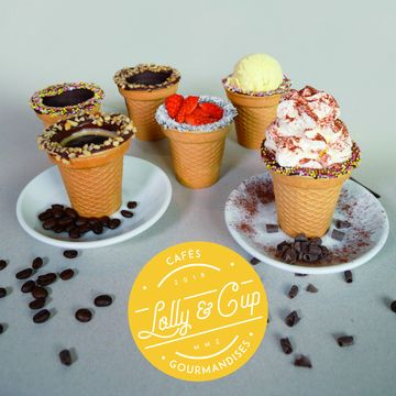 Restauration Rapide - Café Lolly and Cup  en MIMIZAN PLAGE