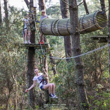 Mimizan :Parc Landes Aventure  à MIMIZAN